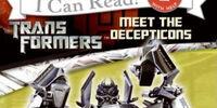 Meet the Decepticons