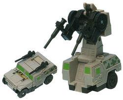 G2Powermaster Ironhide