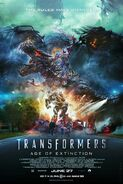 Transformers 4 Poster 7