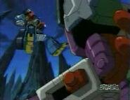 Overmatch OptimusjumpsMegatron