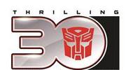 Transformers 30th Anniversary
