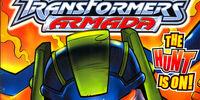 Panini Armada issue 2