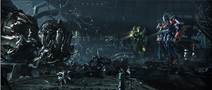 Dotm-optimusprime&ratchet-film-ark