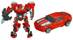 Movie Cliffjumper Deluxe