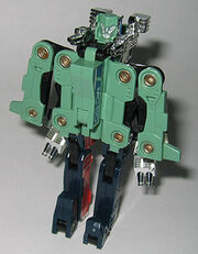Headmasters Legout Toy