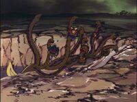 Nightmare Planet snake monster