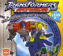 Transformers Armada Coloring and Activity Book (Общая)