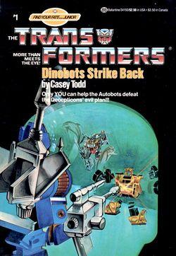 Dinobots strike back fyf