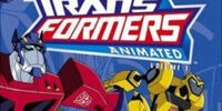 Transformers Animated Volume 1