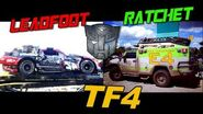 Ratchet and Leadfoot are definitely BACK!! - TF4 News 48