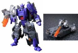 Henkei Galvatron toy