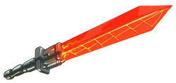Energo-sword