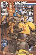 GI Joe vs Transformers 1e