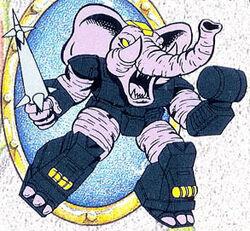 ElephanPoster
