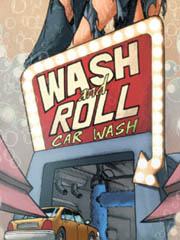 Wash and roll
