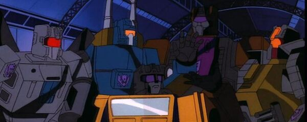 Combaticons group