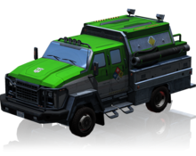 Transformers Universe Anomaly Vehicle Mode