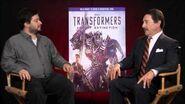 Transformers Age of Extinction - Nerd Reactor interviews Peter Cullen