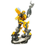 Unleashed movie bumblebee