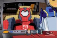 TFA CliffJumper on Screen