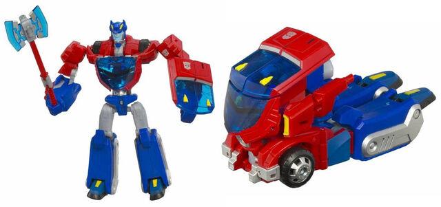 File:TFAnimated Deluxe CybertronPrime toy.jpg