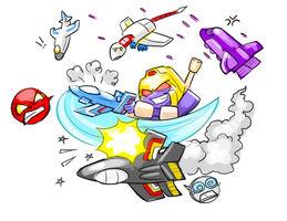 Transformers 2k5 airfite