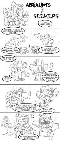 Transformers 2k5 aerialbots