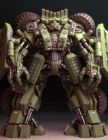 File:640x829 20603 Long Haul 3d sci fi robot transformer picture image digital art.jpg