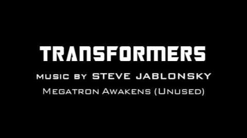 Transformers - Megatron Awakens (Unused) by Steve Jablonsky-0