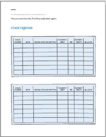 check register worksheet worksheets releaseboard free printable worksheets and activities. Black Bedroom Furniture Sets. Home Design Ideas