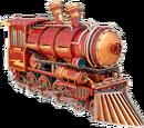 Lightning locomotive