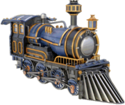 Mogul locomotive