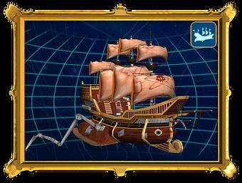 PirateGalleon