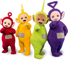 Teletubbies Stock
