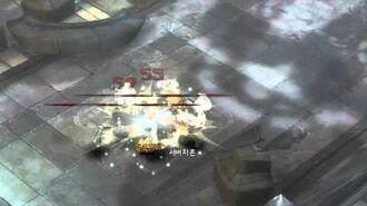 인벤 '트리 오브 세이비어' 근접전투 영상