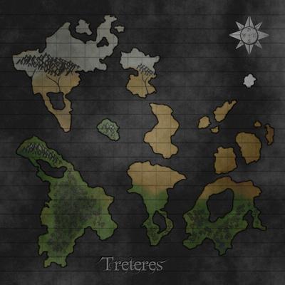Treteres