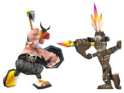 Chicken Warriors