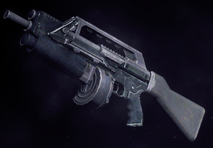 Brute automatic shotgun