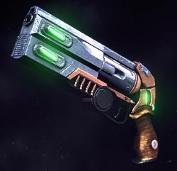 Sentinel Nova blaster