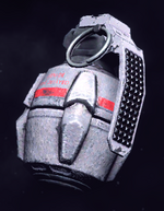 Sentinel t5 grenade