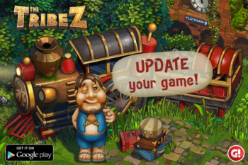 Tribez 2015 valentines day update