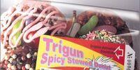 Trigun Spicy Stewed Donut