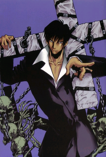 Nicholas D Wolfwood Trigun Wiki Fandom Powered By Wikia