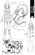 Hijiri concept official guide book