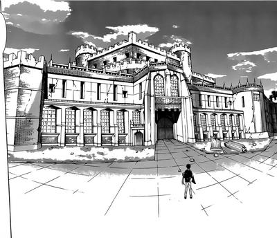 Royal Liber Magic Academy