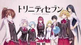 TVアニメ「トリニティセブン」 PromotionVideo 1
