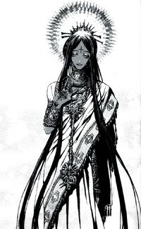 Lilith in novel