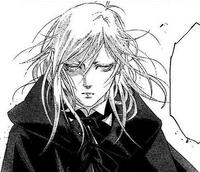 Virgil W - B and W manga