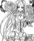 Mirka Fortuna in manga