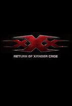 XXX Return of Xander Cage Teaser Poster